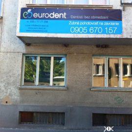 Zubná ambulancia EuroDent